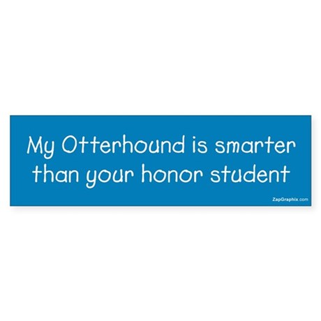 Otterhound / Honor Student