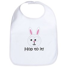 Cute Rabbit Bib