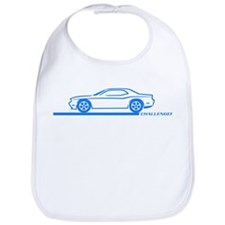 2008-10 Challenger Blue Car Bib