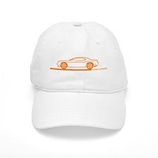 2008-10 Challenger Orange Car Baseball Cap