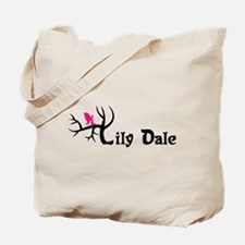 Lily Dale Tote Bag