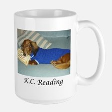 KC Reading Large Mug