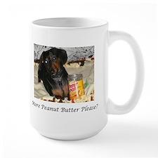 More Peanut Butter Mug