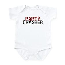 Party Crasher Infant Bodysuit