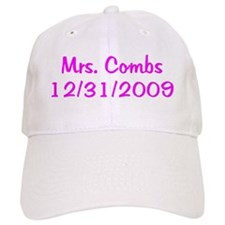 Mrs. Combs 12/31/2009 Baseball Cap