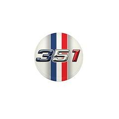351RWB Mini Button (100 pack)