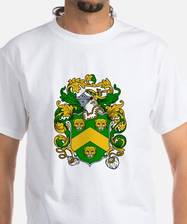 Fitch Coat of Arms White T-Shirt