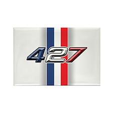 427RWB Rectangle Magnet