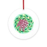 Baby tapir Ornaments