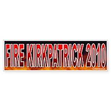 Fire Ann Kirkpatrick (sticker)