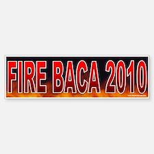 Fire Joe Baca (sticker)