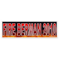 Fire Howard Berman (sticker)