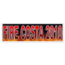 Fire Jim Costa (sticker)
