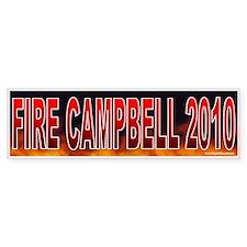 Fire John Campbell (sticker)