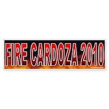 Fire Dennis Cardoza (sticker)