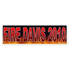 Fire Susan Davis (sticker)