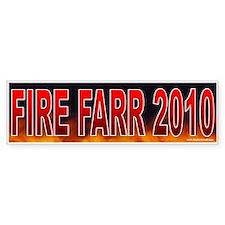 Fire Sam Farr (sticker)