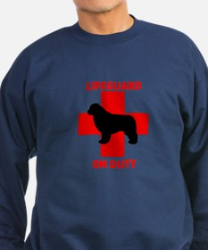 Newfoundland Dog Water Rescue Jumper Sweater