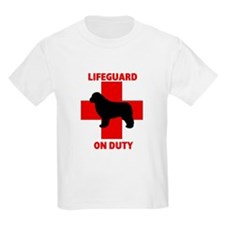 Newfoundland Dog Water Rescue T-Shirt