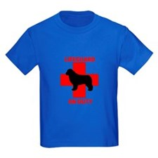 Newfoundland Dog Water Rescue T