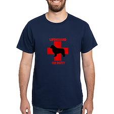 Newfoundland Dog Water Rescue T-Shirt