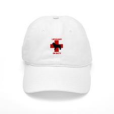 Newfoundland Dog Water Rescue Baseball Cap