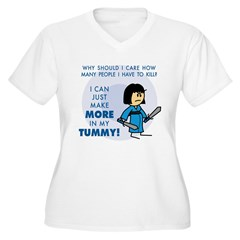 I Can Make More in My Tummy! T-Shirt