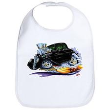 1933-36 Willys Black Car Bib