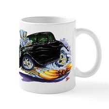 1933-36 Willys Black Car Mug