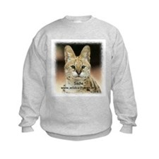 Kids Serval Sweatshirt