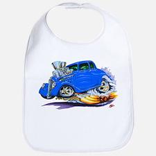 1933-36 Willys Blue Car Bib