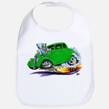 1933-36 Willys Green Car Bib