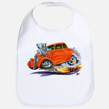 1933-36 Willys Orange Car Bib