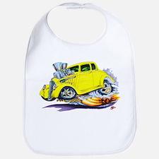 1933-36 Willys Yellow Car Bib