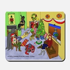 FOCS Christmas Mousepad