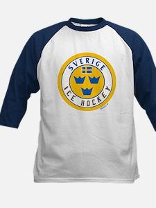 SE Sweden/Sverige Hockey Tee