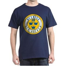 SE Sweden/Sverige Hockey T-Shirt