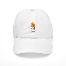 Skater Chick Baseball Cap
