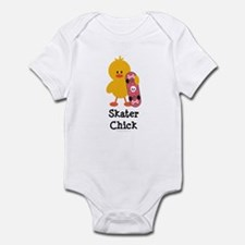 Skater Chick Infant Bodysuit