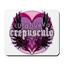 Crepusculo Luna Nueva Mousepad