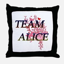 Cute Team twilight Throw Pillow