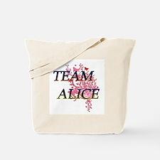 Funny Team alice Tote Bag