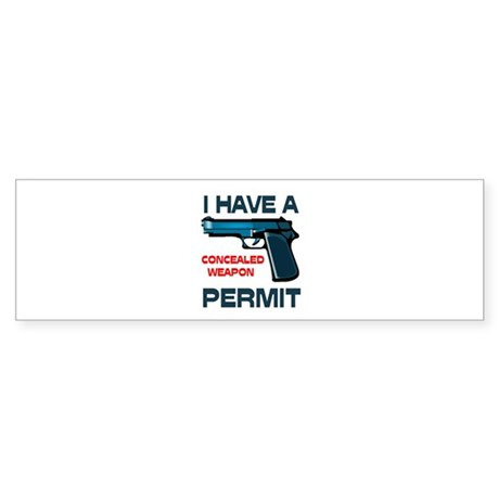 DON'T MAKE ME MAD Bumper Sticker