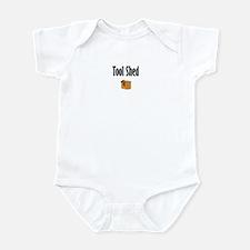 Tool Shed Infant Bodysuit