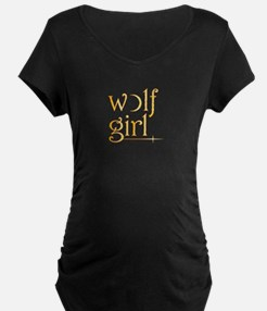 Wolf Girl New Moon T-Shirt