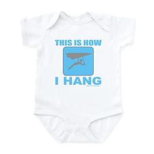 HANG GLIDER/GLIDING Infant Bodysuit