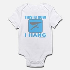 HANG GLIDER/GLIDING Infant Bodysuit