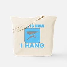 HANG GLIDER/GLIDING Tote Bag