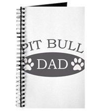 Pit Bull Dad Journal