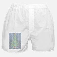 Binary Christmas Carol - O Ta Boxer Shorts